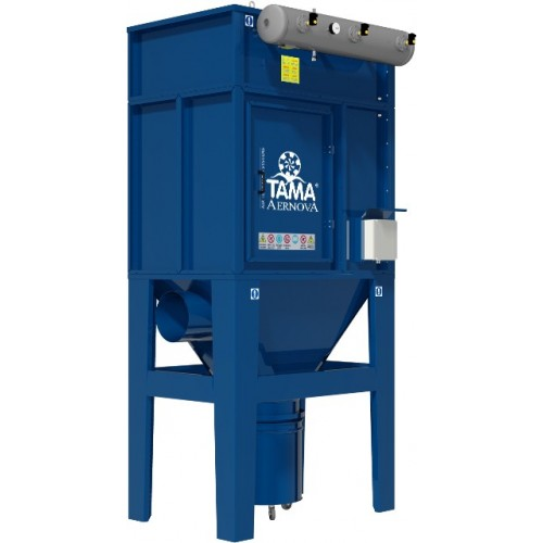 Cartridge Dust Collectors: discover Tama Aernova Filters