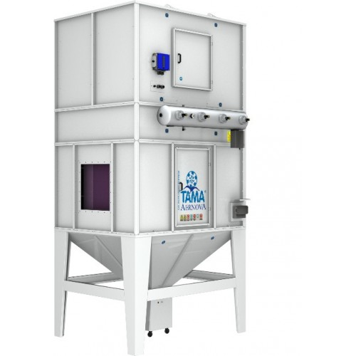 Filter für Kabine zur Trockenbeschichtung | Tama Aernova