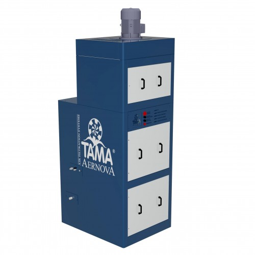 Coalescing Filter with Oil Cartridges | Tama Aernova