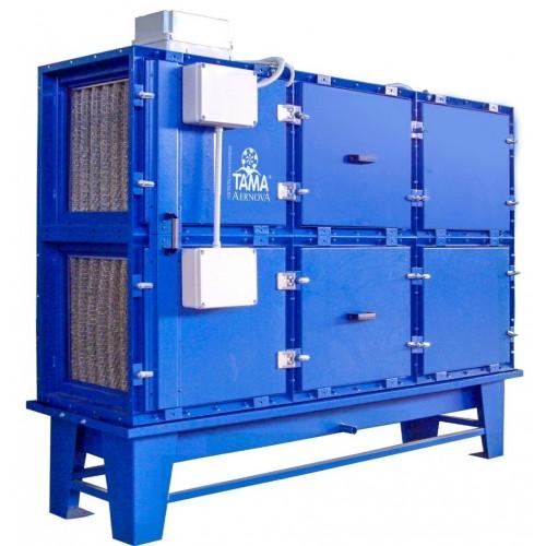 Industrielle Elektrostatische Filter: Unsere Abscheider und Luftreiniger