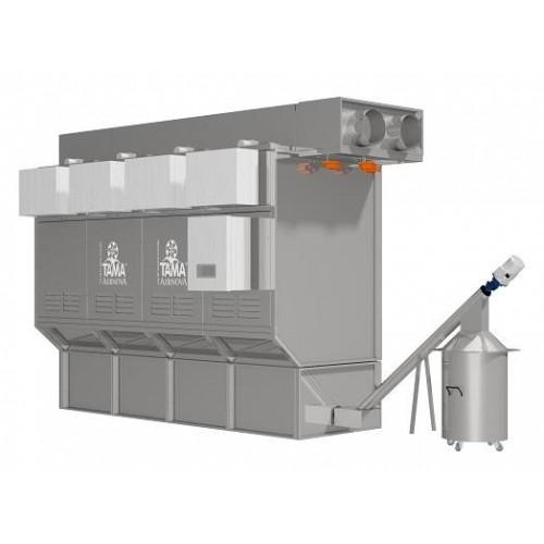 Collectores Electrostáticos para Alta Temperatura: descubre nuestros filtros