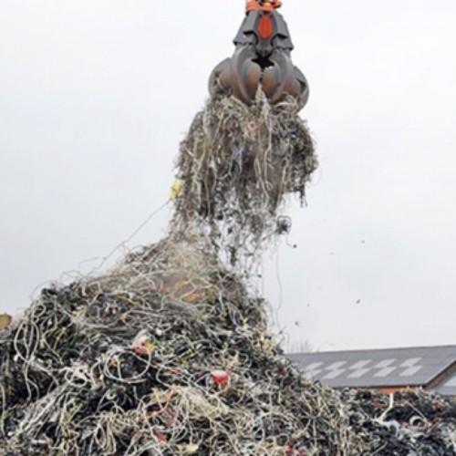 Waste Recycling | Powders & Fumes Filtration | Tama Aernova
