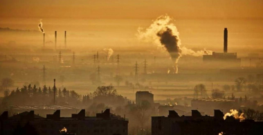 In the Po Valley there is the most polluted air in Europe