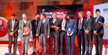 Social Impact Index: Tama Aernova awarded in Florence