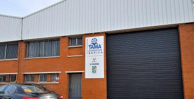 Tama Iberica: the second foreign branch of Tama Aernova