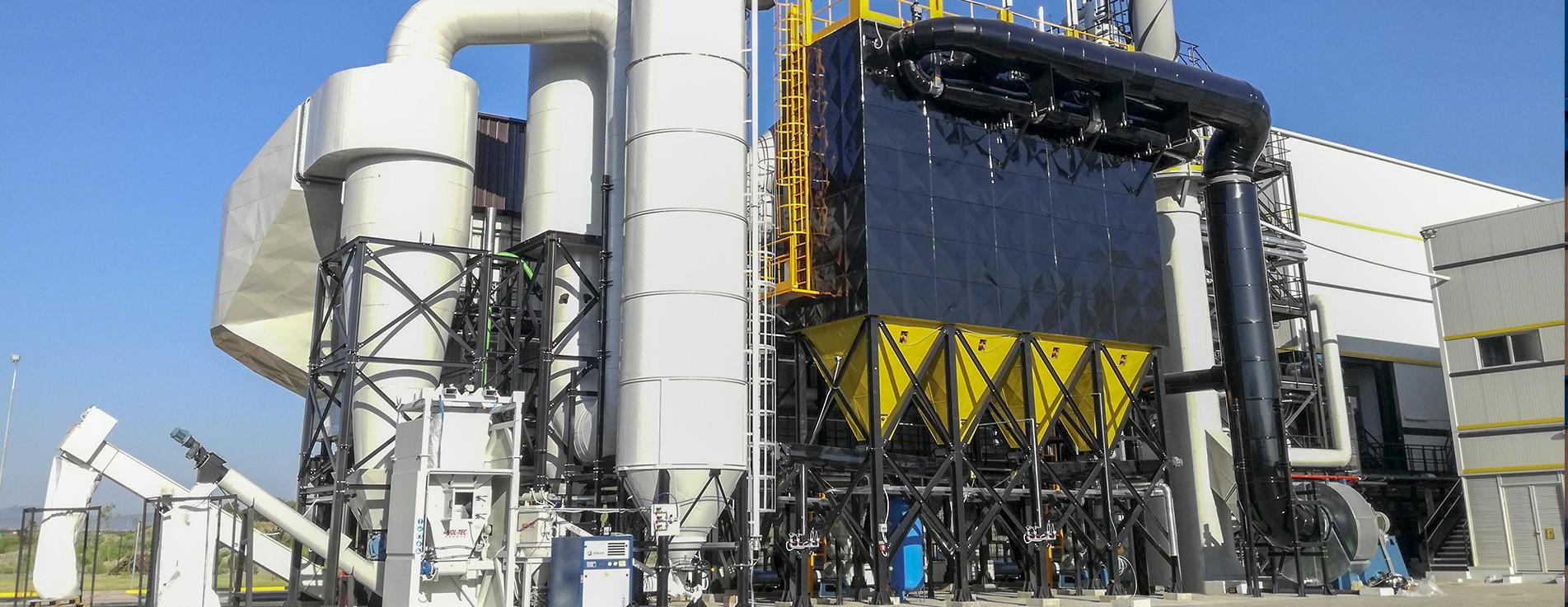 Sistemi di filtrazione industriali